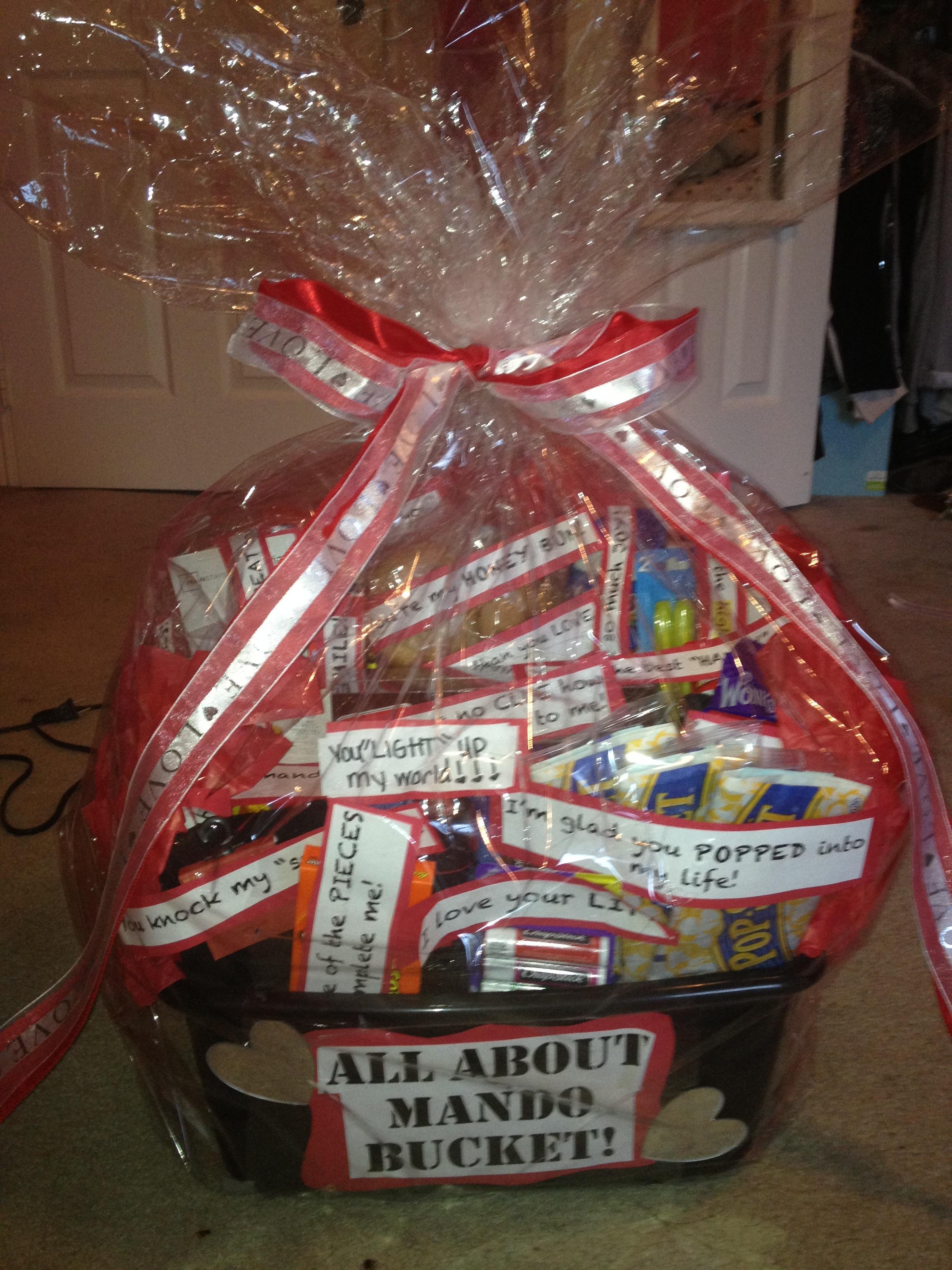 Diy Valentine S Day Gift Abi Rubio