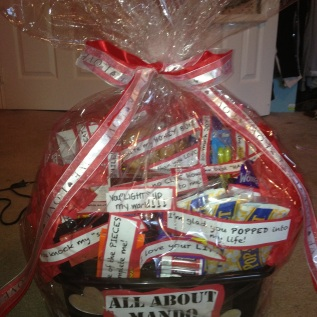 All about you basket